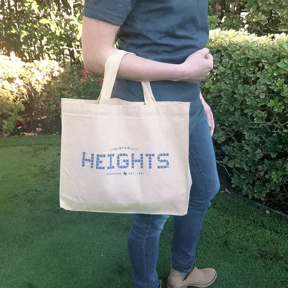 Canvas Tote - Heights Tile