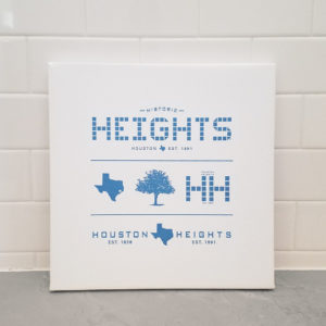 Heights Design Collection Canvas