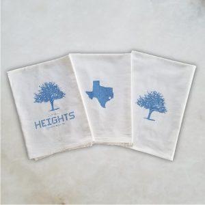 Heights Flour Sack Kitchen Towels