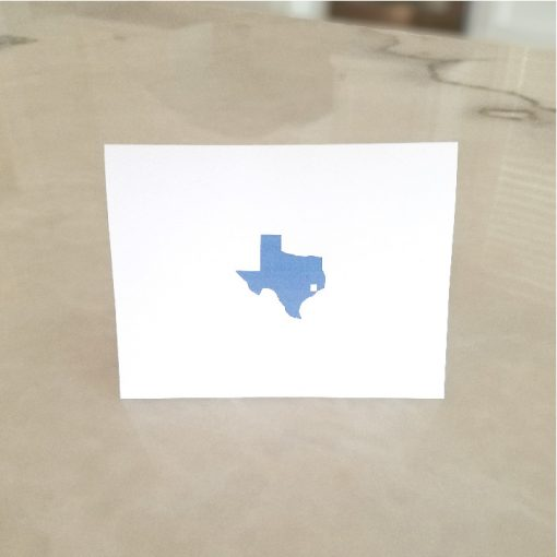 Heights Design Collection - Texas Tile Note Cards