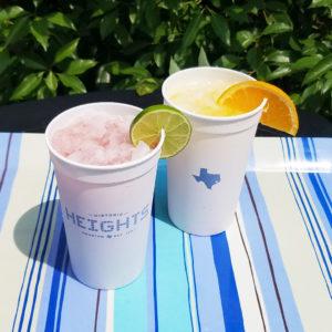 Houston Heights Tile 22 oz. Cups