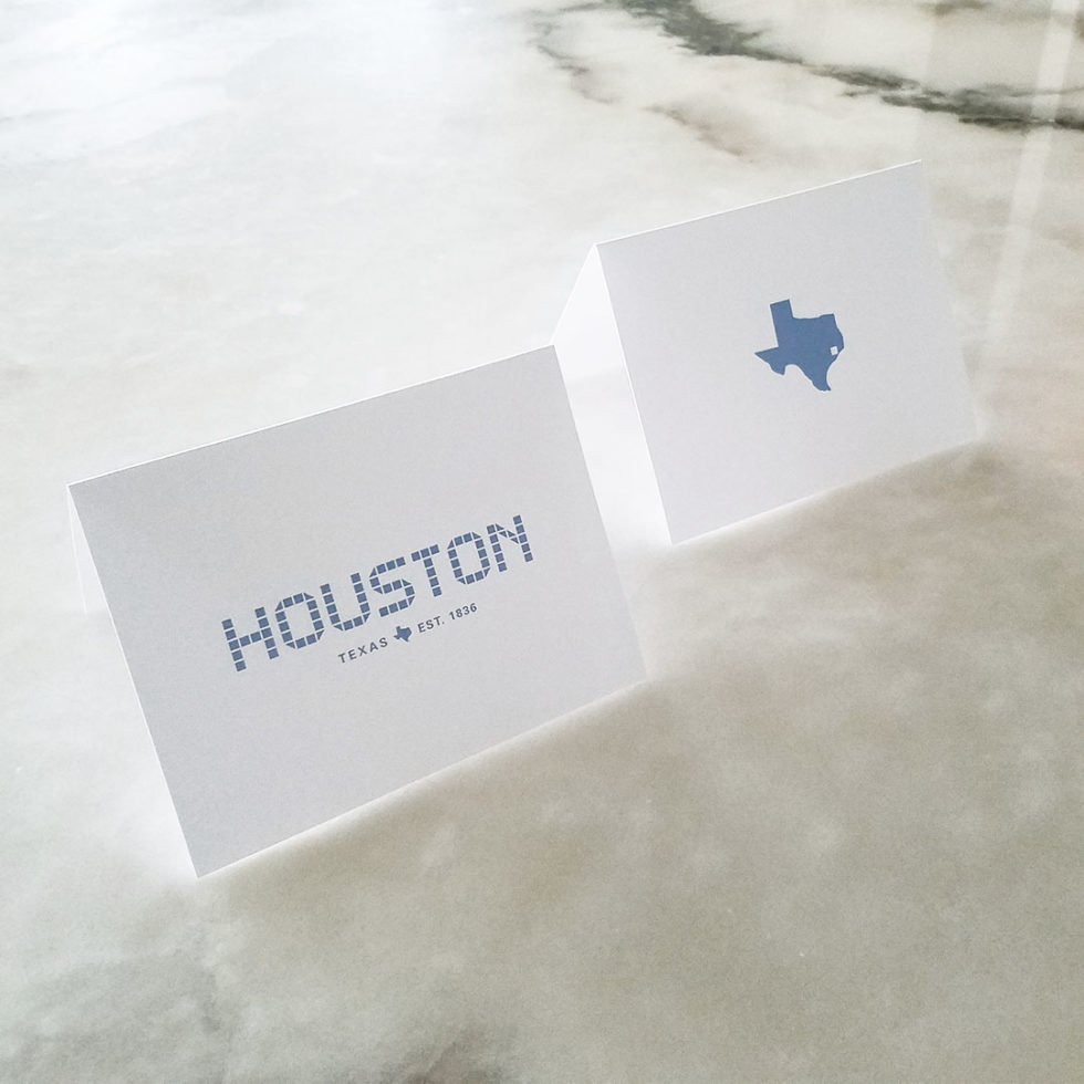 Note Cards - Houston Tile & Texas Tile