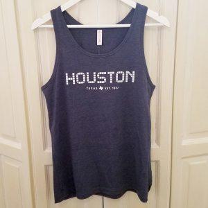 Tank - Houston Heather Navy
