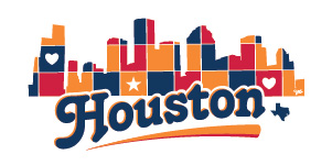 Houston Skyline Patchwork - Jan M. Stephenson