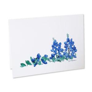 Note Cards - Bluebonnets