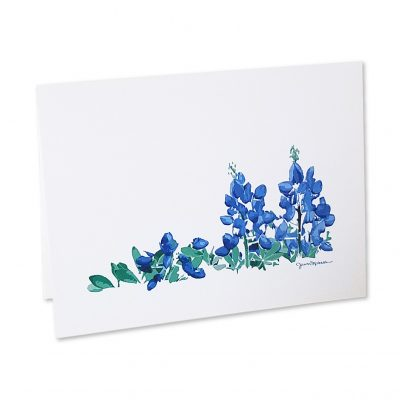 Note Cards - Bluebonnets