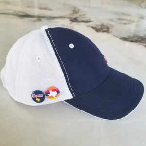 Button Pins - Houston, Texas