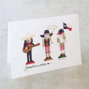 Texas Nutcrackers card