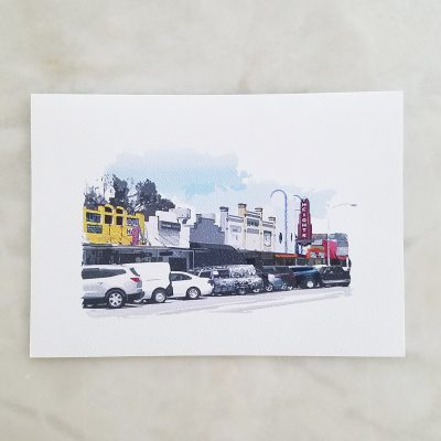 19th-Street Shades of Color 5x7
