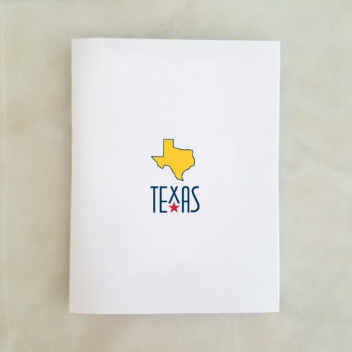 Texas Note Card