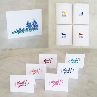 Note Card Collection