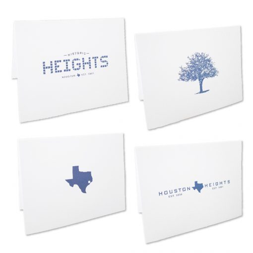 Note Cards, Heights Design Collection