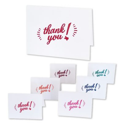 Note Cards - Texas Thank You