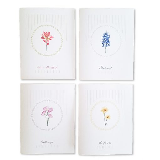 Note Cards - Wild Flowers