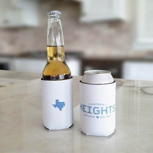 Heights and Texas Tile Drink Hugger